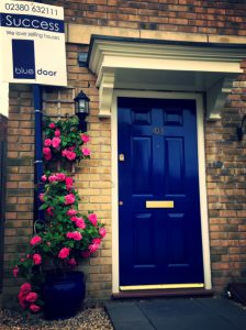 bluedoor estate agents SOLD