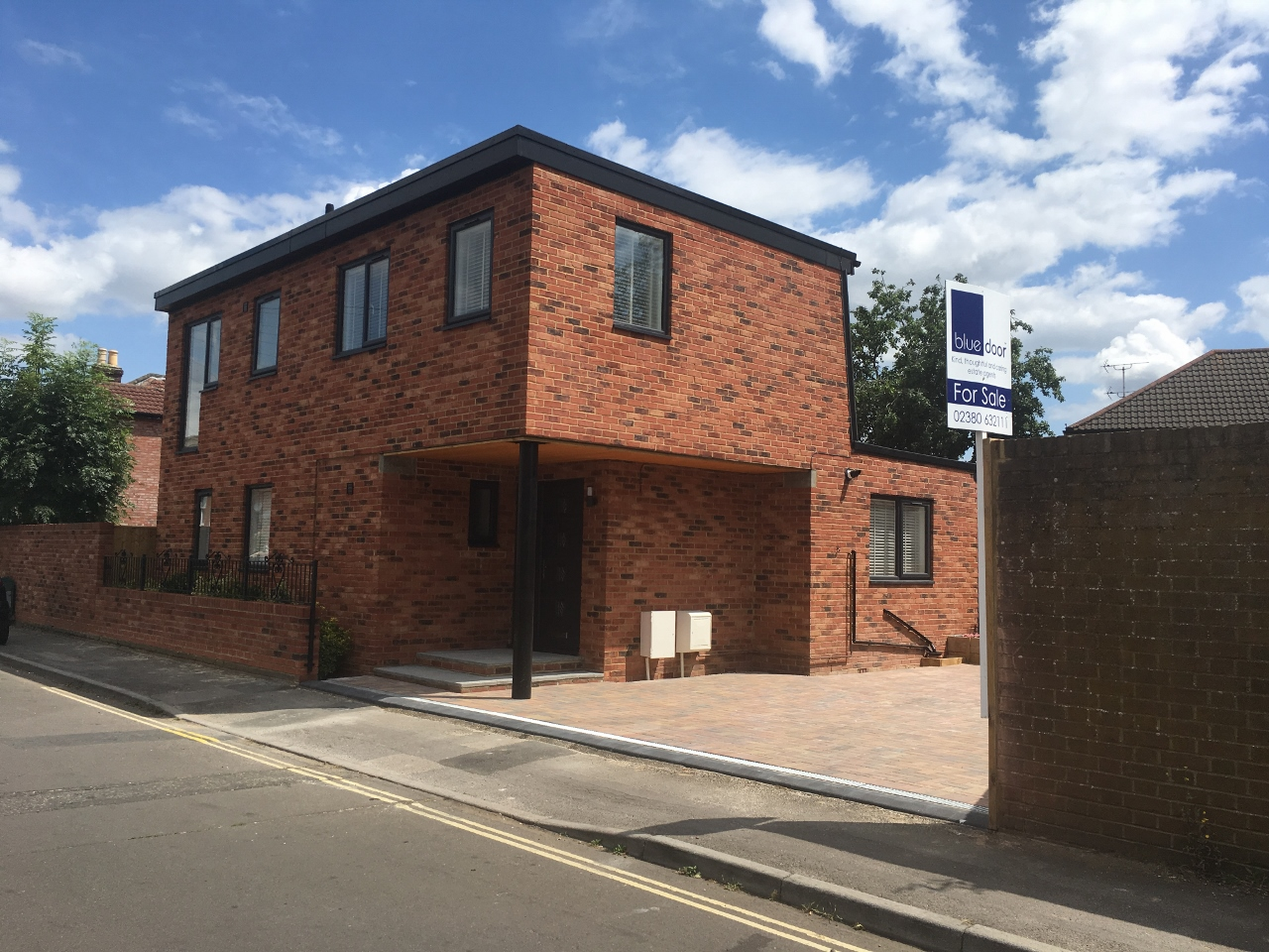 Kent Road House for Sale with solar panels